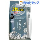 ギャツビー アイスデオドラント ボディペーパー 無香料 徳用(30枚入)【GATSBY(ギャツビー)】