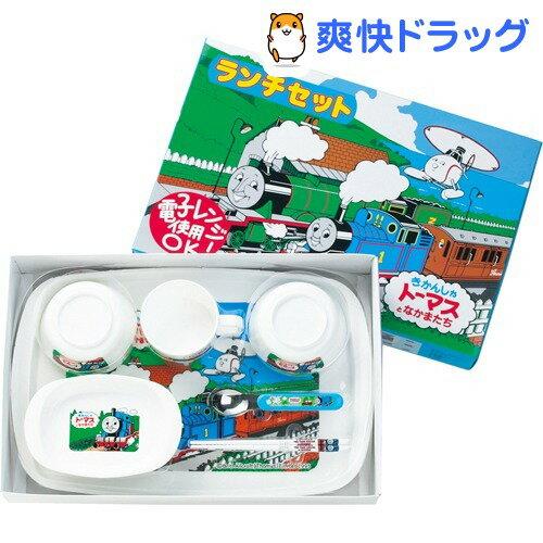 日本製 きかんしゃトーマス ベビー ランチセット 7点セット BG-280(1セット)