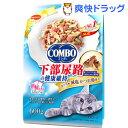 コンボ 猫下部尿路の健康維持 まぐろ味・減塩かつお節添え(120g*5袋入)【コンボ(COMBO)】[キャットフード]