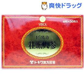 ビスカ 牡蠣人参 180T(6粒*30包)