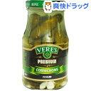 【訳あり】ヴェレス キュウリの酢漬け(300g)