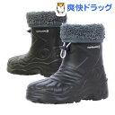 ノースピーク ジュニア スノーブーツ NP-7032 ブラック 19-20cm(1足)【ノースピーク】【送料無料】