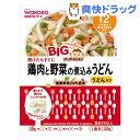 和光堂 BIGサイズのグーグーキッチン 鶏肉と野菜の煮込みうどん[12ヶ月頃〜](120g)【グーグーキッチン】