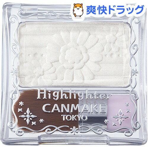 キャンメイク(CANMAKE)ハイライターミルキーホワイト01