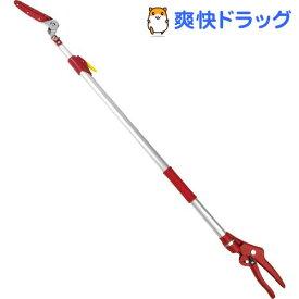 千吉 軽量伸縮高枝切鋏 2段伸縮 刃長 SGLP-14(1コ入)【千吉】