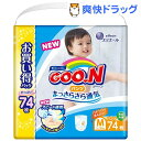グーン パンツ まっさらさら通気 Mサイズ(74枚入)【グーン(GOO.N)】