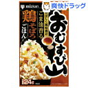 ミツカン おむすび山 ごま油香る鶏そぼろごはん(24g)【ミツカン】