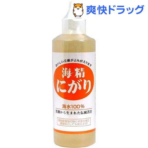 海の精 海精にがり ボトルタイプ(200mL)【海の精】