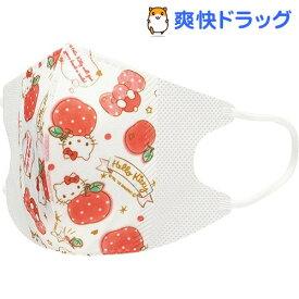 子供用立体マスク ハローキティ(10枚入)