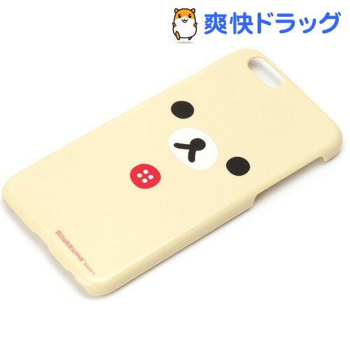 iPhone6専用 ポリカーボネイトケース コリラックマフェイス YY00602(1コ入)
