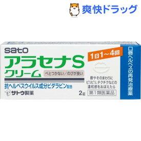 【第1類医薬品】アラセナSクリーム(セルフメディケーション税制対象)(2g)【アラセナ】