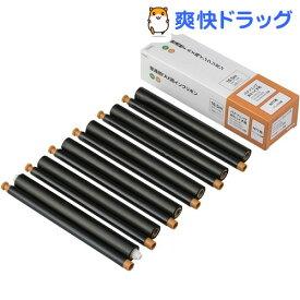 オーム 普通紙FAX用インクリボン S-P4タイプ 16.5m 01-3868(6本入)