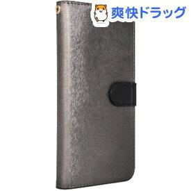 ハンスマレ iPhone 11 Pro CALF Diary メタルブラック HAN16768i58R(1個)【ハンスマレ(HANSMARE)】