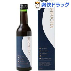 生活の木 KOMBUCHA コンブチャエッセンス(300ml)【生活の木】
