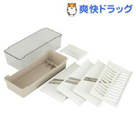 カイハウス セレクト 調理器セット(千切、ツマ切、スライス、おろし) DH7076(1セット)【Kai House SELECT】