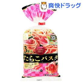 五木食品 たらこパスタ(3食)(465g*12コ入)