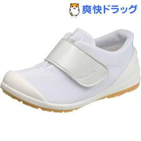 アサヒ健康くん 502A ホワイト/ホワイト KC36501-AB 16cm(1足)
