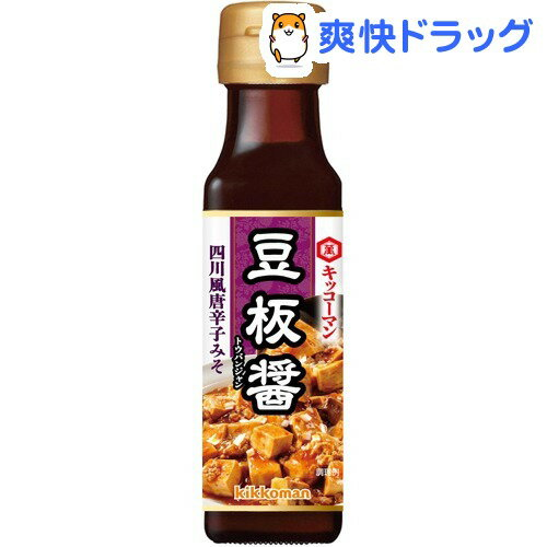 キッコーマン 豆板醤 四川風唐辛子みそ(110g)