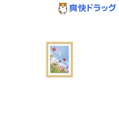 ハクバ 木製額 FW-3 ナチュラル A4 FW-3-NTA4(1コ入)【ハクバ(HAKUBA)】