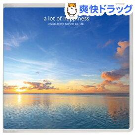 ハクバ Pポケットアルバム NP サンセット ましかく 127mm 20枚収納 APNP-127-SST(1冊入)【ハクバ(HAKUBA)】