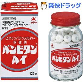 【第(2)類医薬品】パンビタンハイ(120錠)【パンビタンハイ】