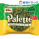 マ・マー PaLette フェットチーネ ほうれん草粉末入り(80g*4袋セット)【マ・マー】
