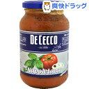 ディチェコ パスタソース ナポリターナ(400g)【ディチェコ(DE CECCO)】