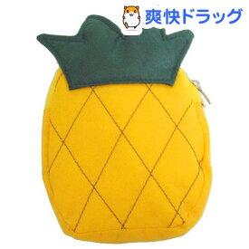 お買い物バッグ パイナップル(1コ入)[エコバッグ]