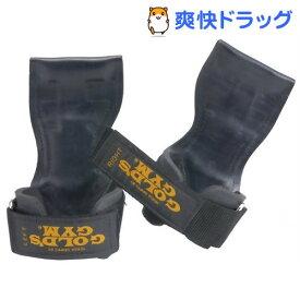 ゴールドジム パワーグリッププロ ブラック M(1組)【ゴールドジム】