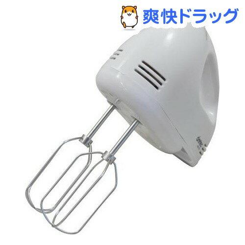ドリテック ハンドミキサー ホワイト HM-703WT(1台)【ドリテック(dretec)】