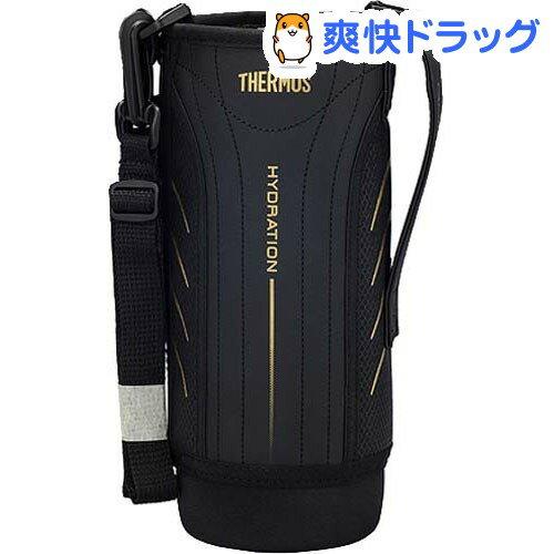 サーモス FFZ-1000F ハンディポーチ ストラップ付 ブラック(1コ入)【サーモス(THERMOS)】