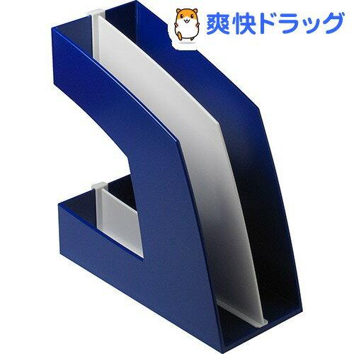 ソニック ブルー ファイルボックス タテ型(1コ入)
