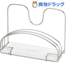Karari+ワイヤー鍋蓋・まな板スタンド珪藻土トレー付(1セット)【Karari】