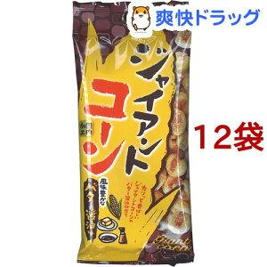 ジャイアントコーン バター醤油味(33g*12袋セット)
