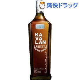 カバラン ディスティラリーセレクト(700mL)【KAVALAN(カバラン)】