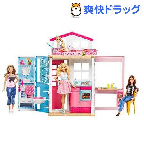 バービーのかわいいハウス DVV47(1コ入)【バービー人形】【送料無料】
