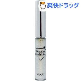ドド ダイヤモンドクラッシュライナーN #02 ゴールドパール(3.4g)【ドド(ドドメイク)】