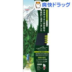 DSIS ソルボ トレッキングエア MEN'S L(26.5-27.5cm)(1足)【ソルボ スポーツ】