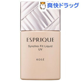エスプリーク シンクロフィット リキッド UV BO-305 ベージュオークル(30g)【エスプリーク】