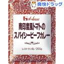南印度風トマトのスパイシービーフカレー(200g)[レトルト食品]