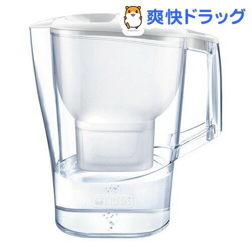 ブリタ アルーナ XL マクストラプラスカートリッジ1個付き 日本正規品(2.0L)【ブリタ(BRITA)】