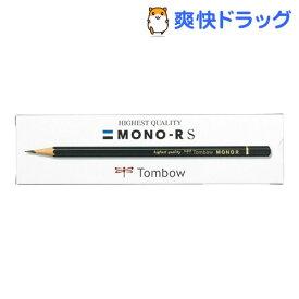 トンボ 鉛筆モノ RS 4B 紙箱 MONO-RS4B(12本入)