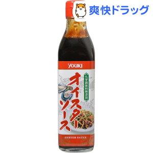 ユウキ食品 化学調味料無添加オイスターソース(375g)【ユウキ食品(youki)】