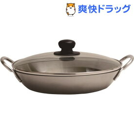 ダンチュウ 鉄パエリア鍋 28cm DA-10(1コ入)【ダンチュウ(dancyu)】