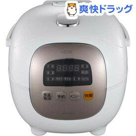 ネオーブ 炊飯器 3.5合(0.63L) NRM-M35A(1台)【ネオーブ(NEOVE)】