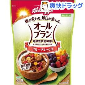 ケロッグ オールブラン フルーツミックス(420g)【オールブラン】