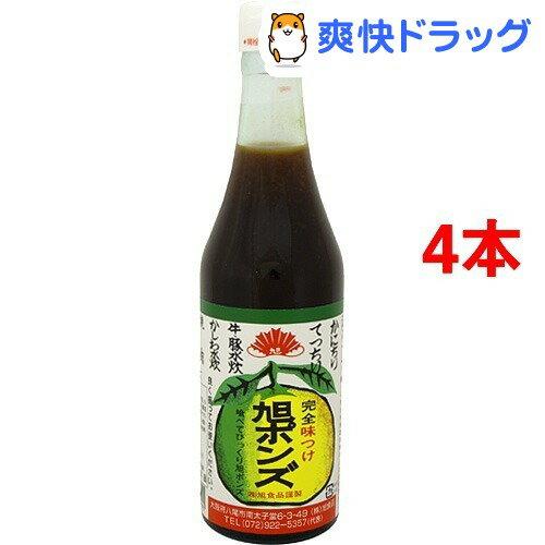 旭ポンズ(360mL*4コセット)