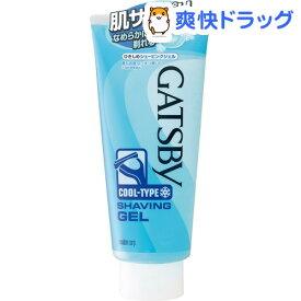 ギャツビー ひきしめシェービングジェル(205g)【GATSBY(ギャツビー)】