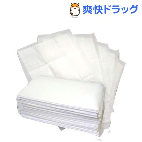 ペットシーツ ワイド 厚型 炭入り(50枚入)【オリジナル ペットシーツ】