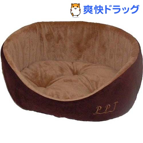 PPJ キューティーパピーベッド ブラウン(1コ入)【PPJ】